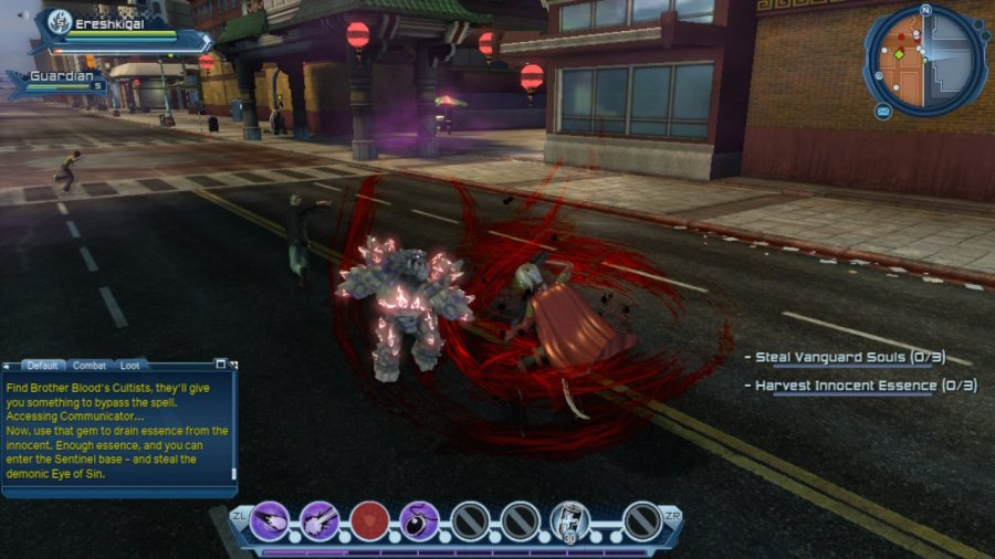 DC Universe Online Review - Screenshot 1 of 5