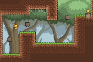 Gravity Duck Screenshot