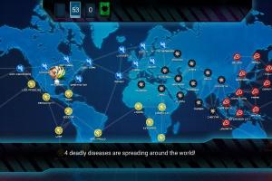 Pandemic Screenshot