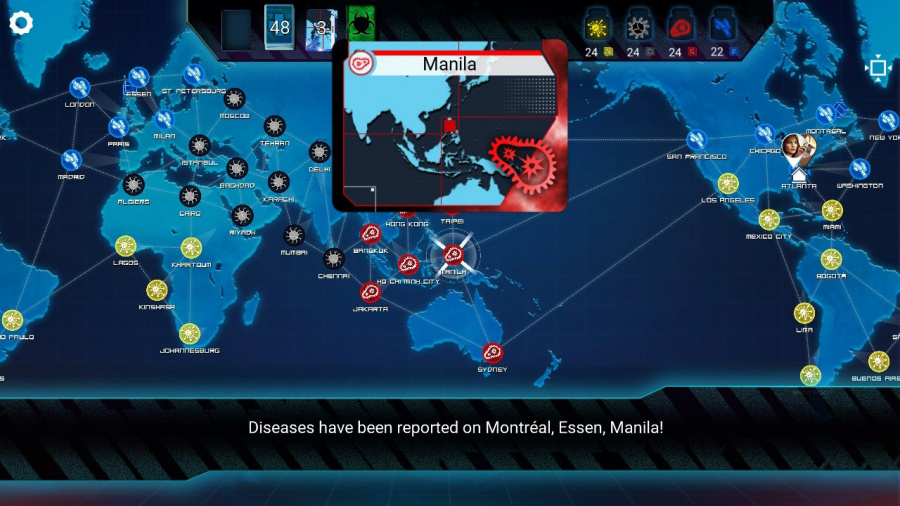 Pandemic Review - Screenshot 1 of 4