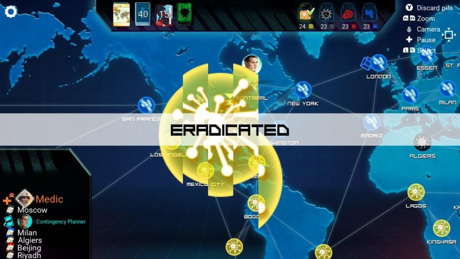 Pandemic Review - Screenshot 2 of 4
