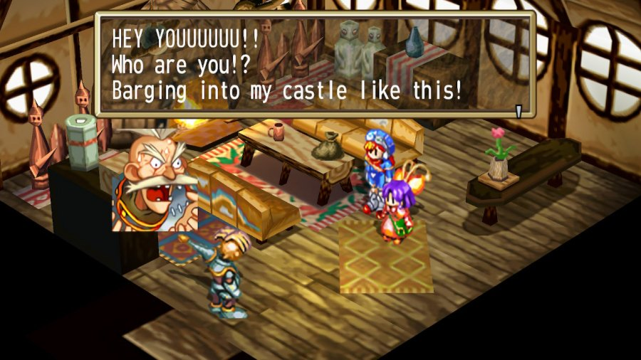 Grandia HD Collection Review - Screenshot 6 of 6