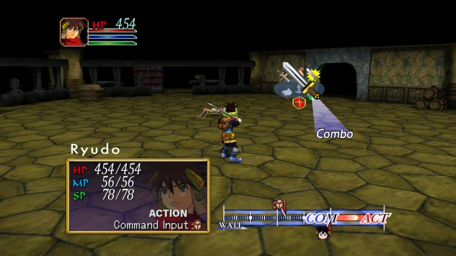 Grandia HD Collection Review - Screenshot 2 of 6