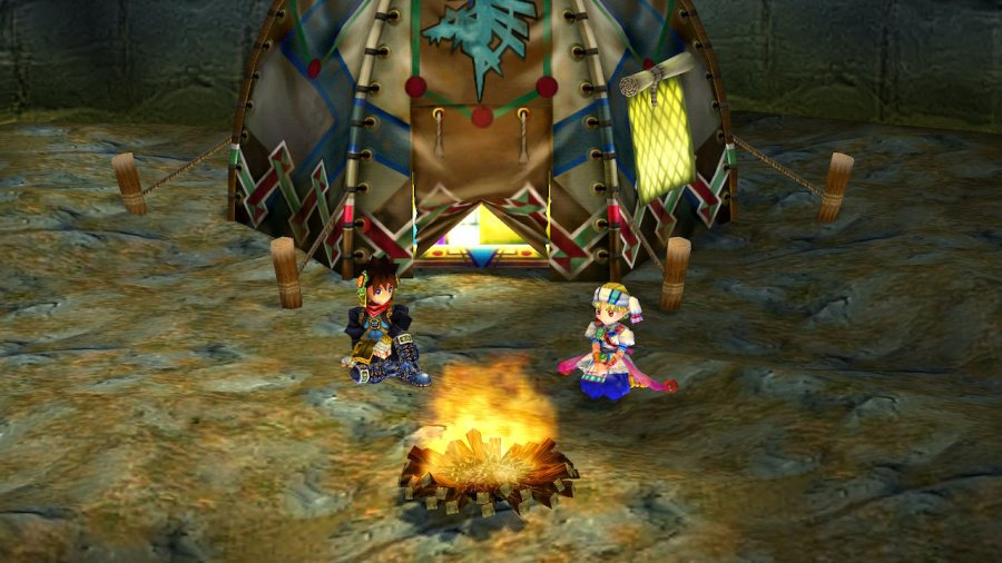 Grandia HD Collection Review - Screenshot 5 of 6