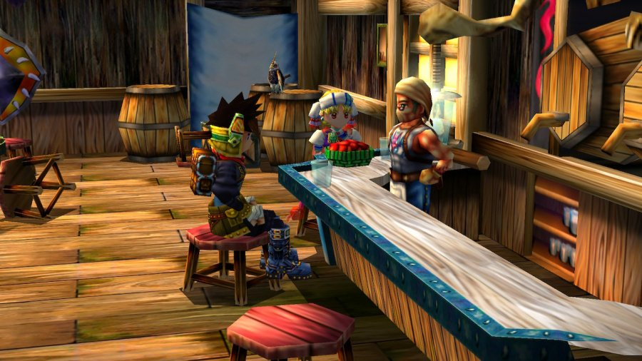 Grandia HD Collection Review - Screenshot 4 of 6