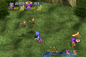 Grandia HD Collection Screenshot