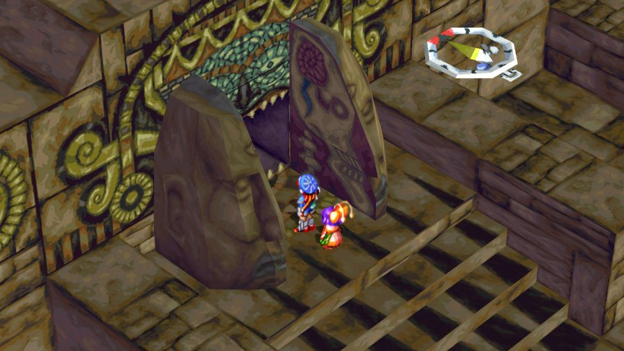 Grandia HD Collection Review - Screenshot 1 of 6