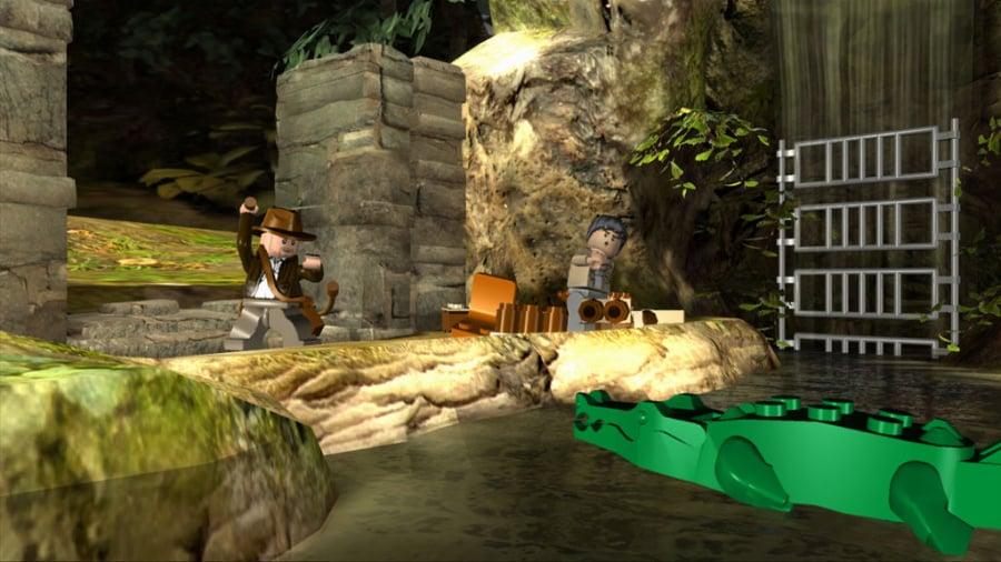 LEGO Indiana Jones: The Original Adventures Review - Screenshot 3 of 4
