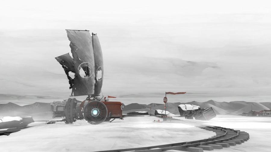 FAR: Lone Sails Review - Screenshot 1 of 4