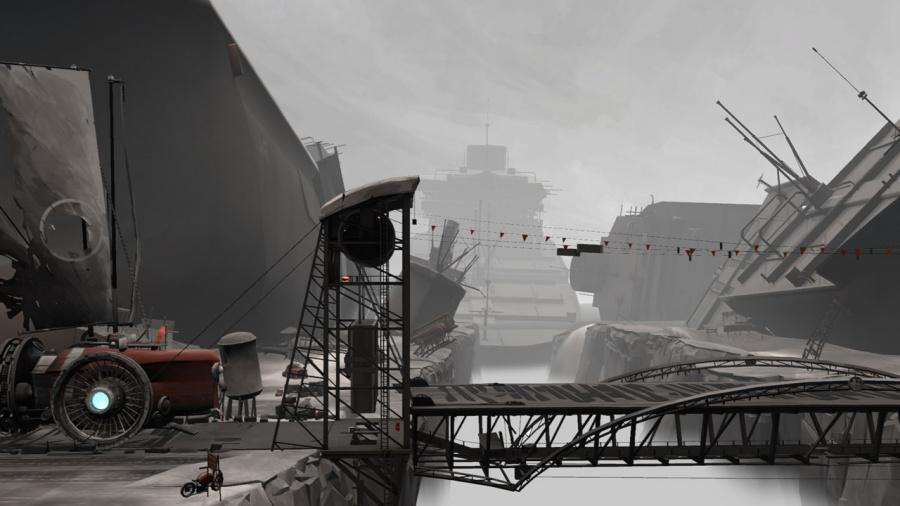 FAR: Lone Sails Review - Screenshot 2 of 4