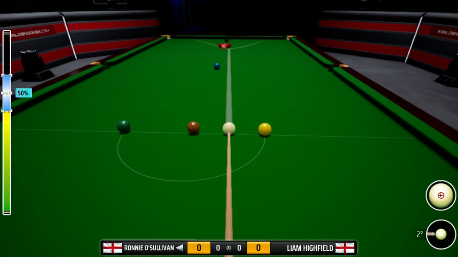 Snooker 19 Review - Screenshot 2 of 3