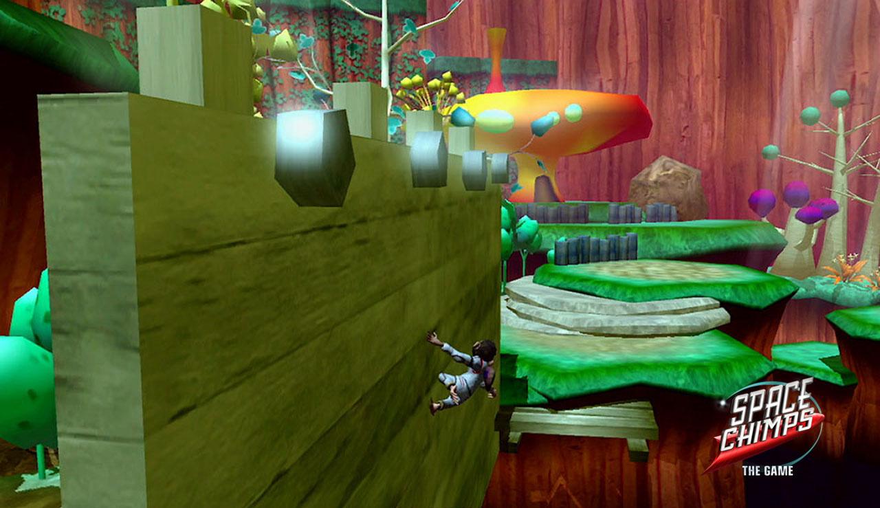 Space Chimps Screenshot