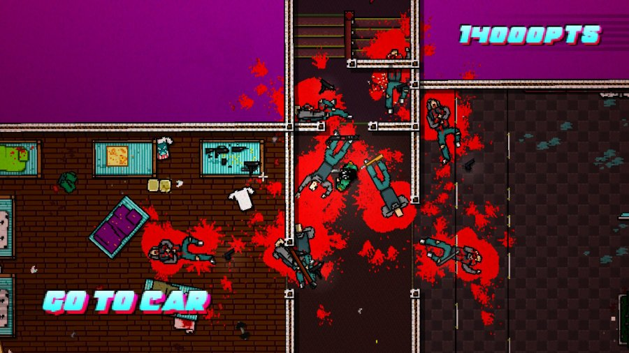 Hotline Miami Collection Review - Screenshot 4 of 4