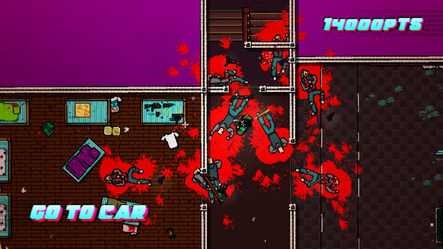 Hotline Miami Collection Review - Screenshot 3 of 4