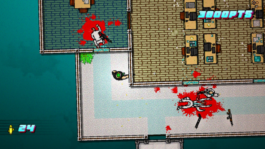 Hotline Miami Collection Review - Screenshot 1 of 4