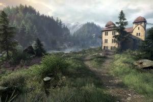 The Vanishing of Ethan Carter Screenshot