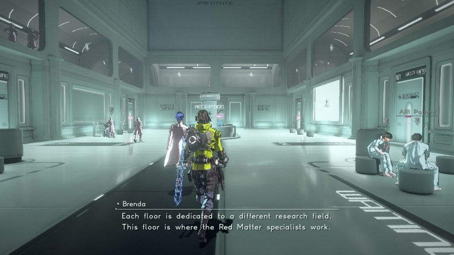 Astral Chain Review - Screenshot 2 of 9