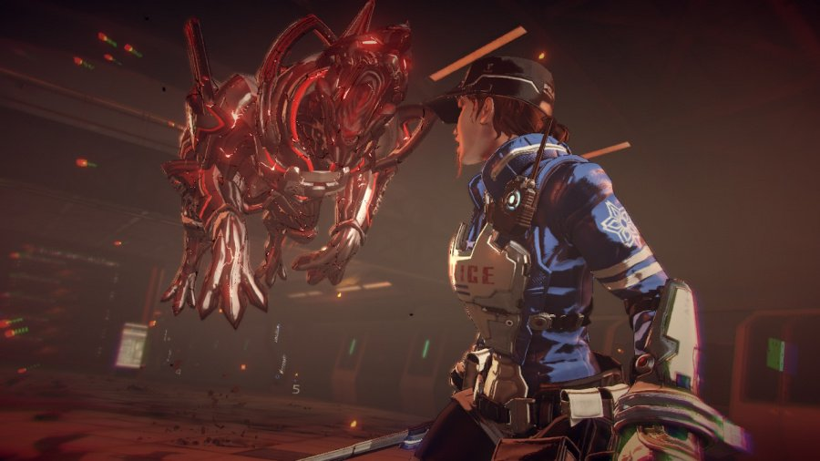 Astral Chain Review - Screenshot 8 of 9