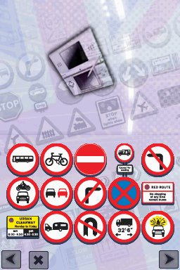 Driving Theory Training Screenshot