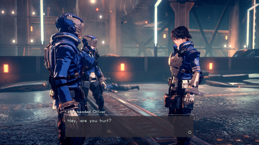 Astral Chain Review - Screenshot 9 of 9