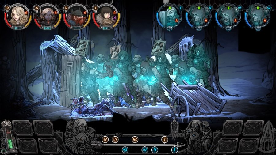 Vambrace: Cold Soul Review - Screenshot 3 of 6