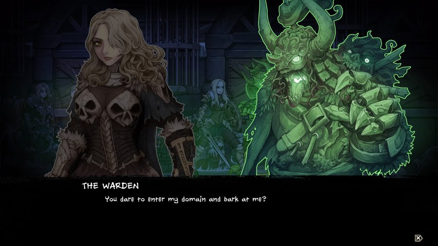 Vambrace: Cold Soul Review - Screenshot 5 of 6