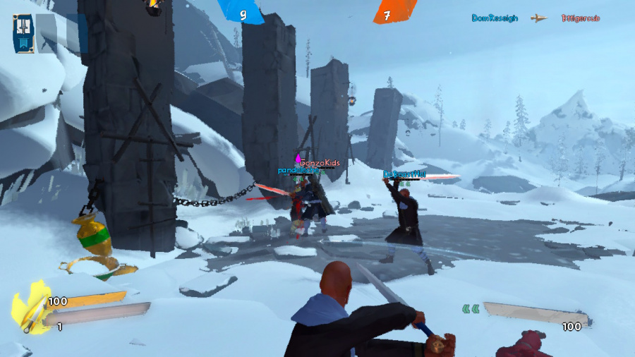 Boreal Blade Review - Screenshot 3 of 4