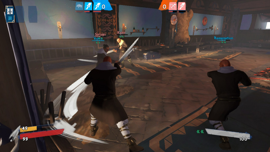 Boreal Blade Review - Screenshot 1 of 4