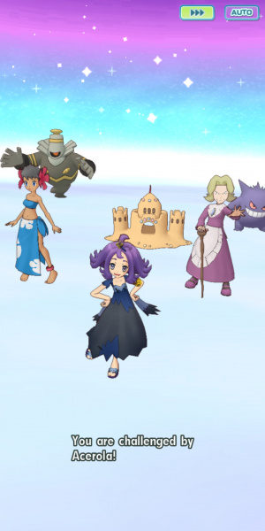 Pokémon Masters Review - Screenshot 4 of 4