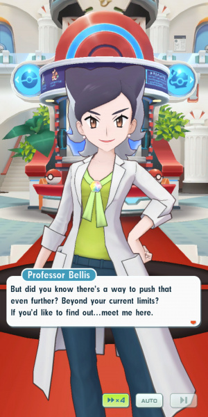 Pokémon Masters Review - Screenshot 3 of 4