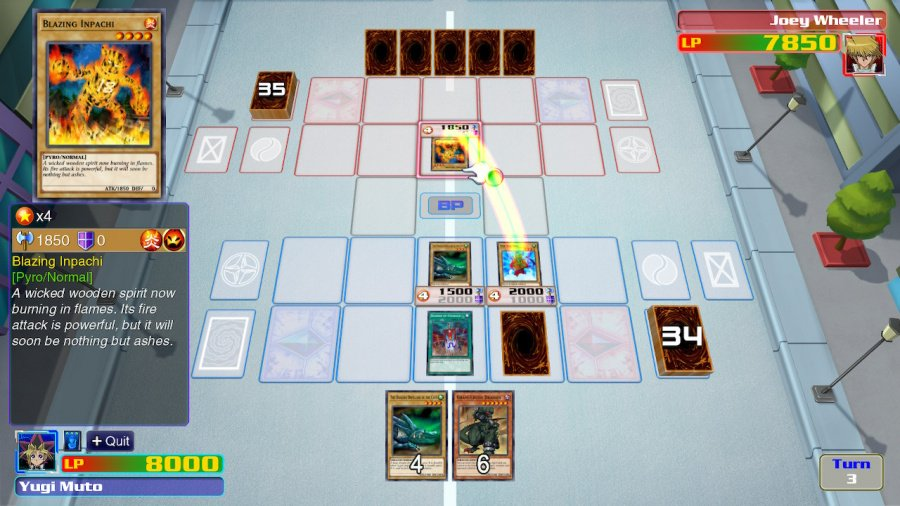 Yu-Gi-Oh! Legacy of the Duelist: Link Evolution Review - Screenshot 2 of 3