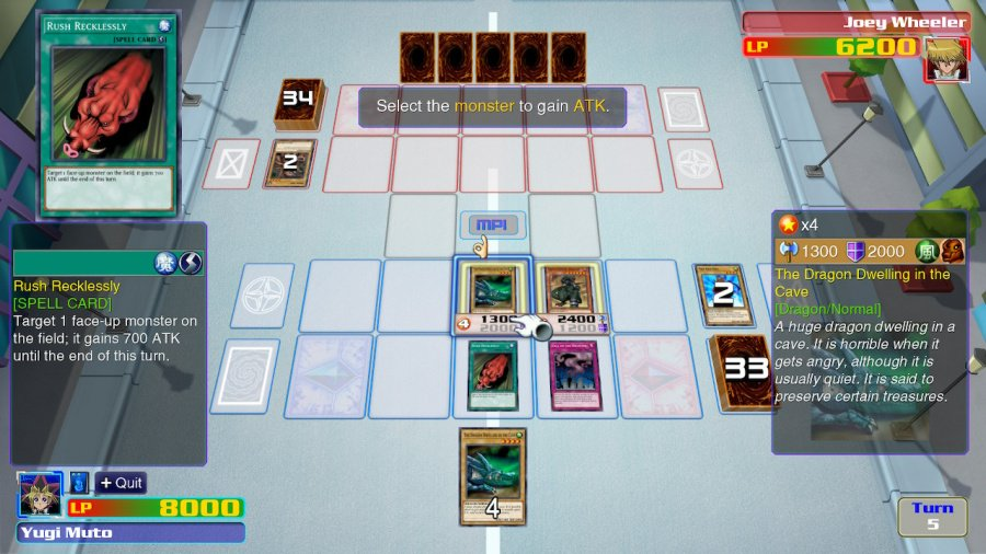 Yu-Gi-Oh! Legacy of the Duelist: Link Evolution Review - Screenshot 1 of 3