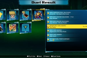 Yu-Gi-Oh! Legacy of the Duelist: Link Evolution Screenshot