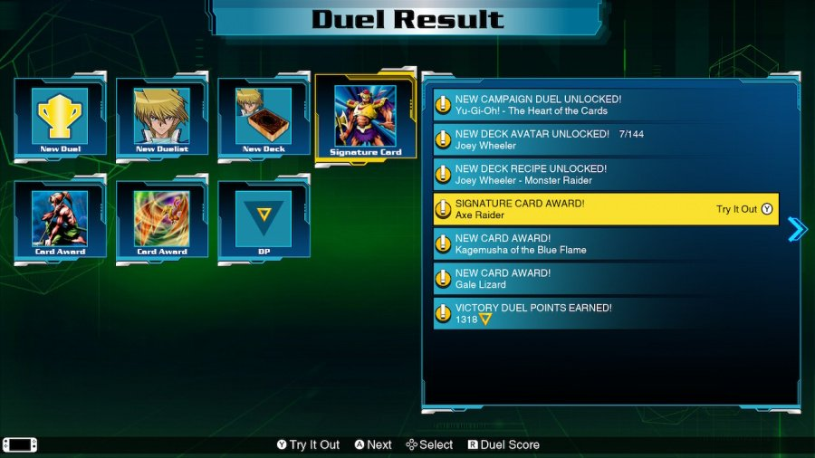 Yu-Gi-Oh! Legacy of the Duelist: Link Evolution Review - Screenshot 3 of 3