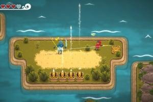 Legend of the Skyfish Screenshot