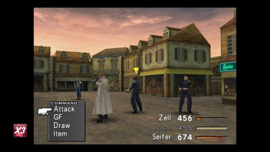 Final Fantasy VIII Remastered Review - Screenshot 2 of 6