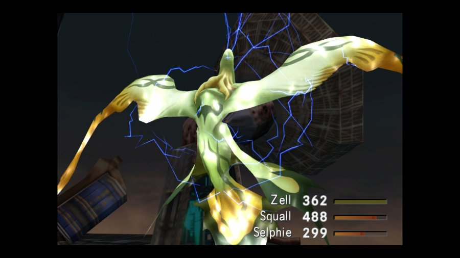 Final Fantasy VIII Remastered Review - Screenshot 1 of 6