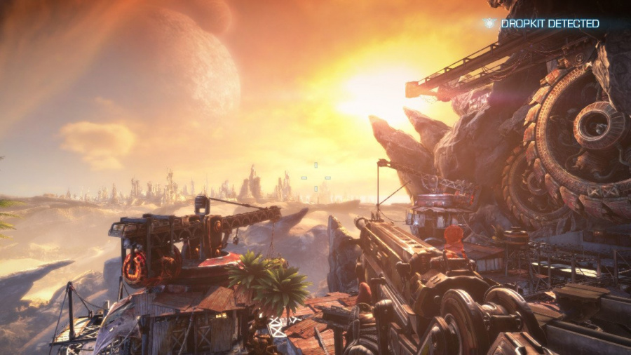 Bulletstorm: Duke of Switch Edition Review - Screenshot 1 of 5