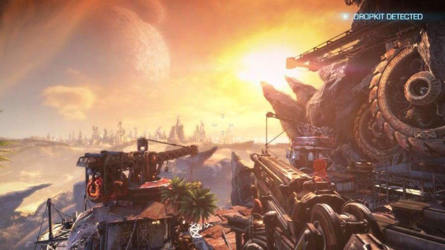 Bulletstorm: Duke of Switch Edition Review - Screenshot 2 of 5