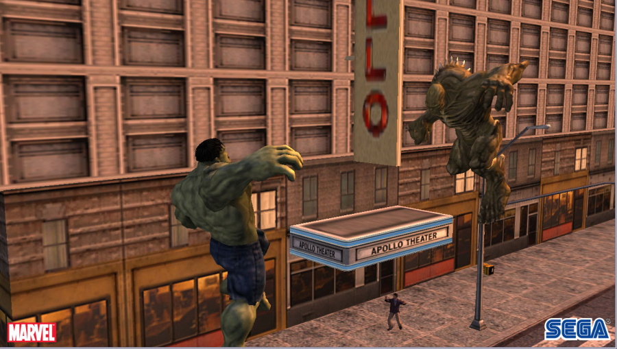 The Incredible Hulk Review - Screenshot 2 of 4