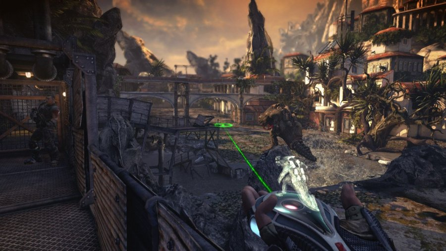 Bulletstorm: Duke of Switch Edition Review - Screenshot 2 of 5