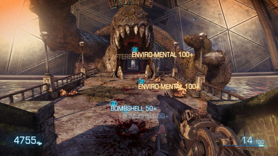 Bulletstorm: Duke of Switch Edition Review - Screenshot 3 of 5