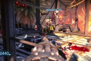 Bulletstorm: Duke of Switch Edition Screenshot