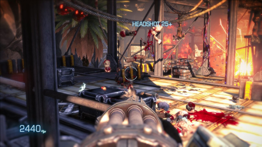 Bulletstorm: Duke of Switch Edition Review - Screenshot 5 of 5
