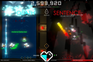 A Duel Hand Disaster: Trackher Screenshot