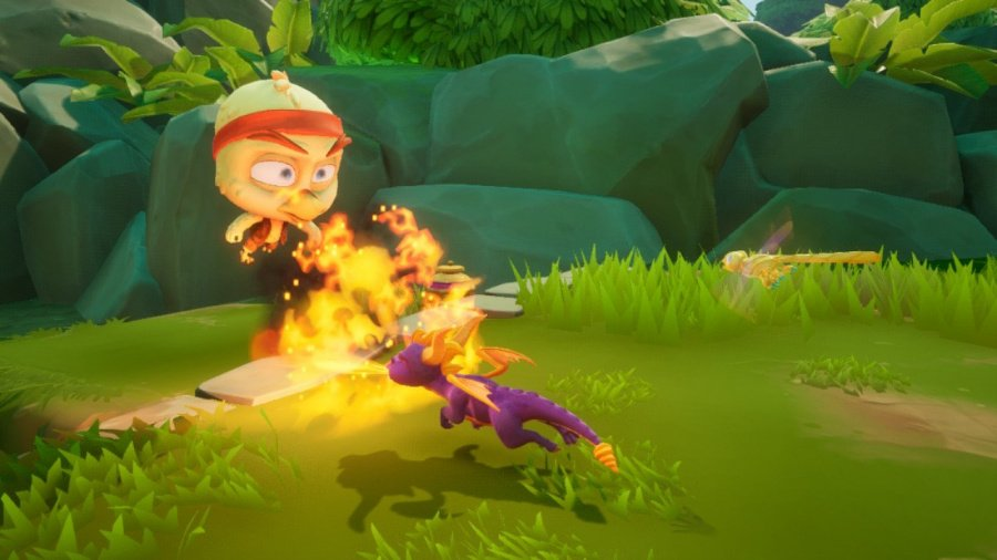 Spyro Reignited Trilogy Review - Screenshot 1 of 7
