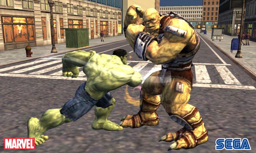 The Incredible Hulk Review - Screenshot 1 of 4