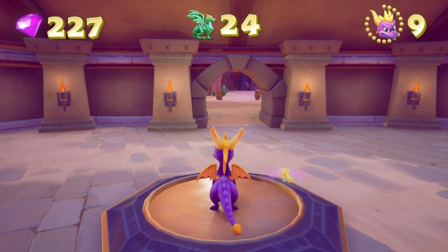 Spyro Reignited Trilogy Review - Screenshot 2 of 7