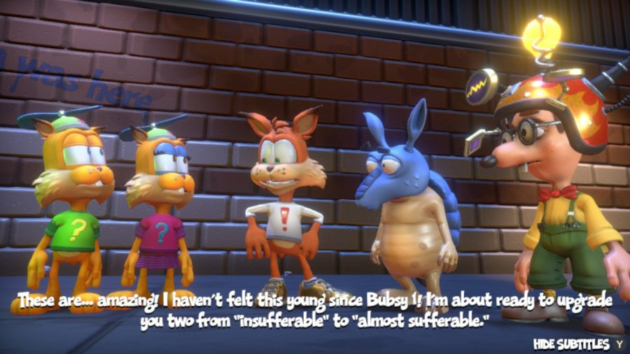 Bubsy: Paws On Fire! Review - Screenshot 6 of 6