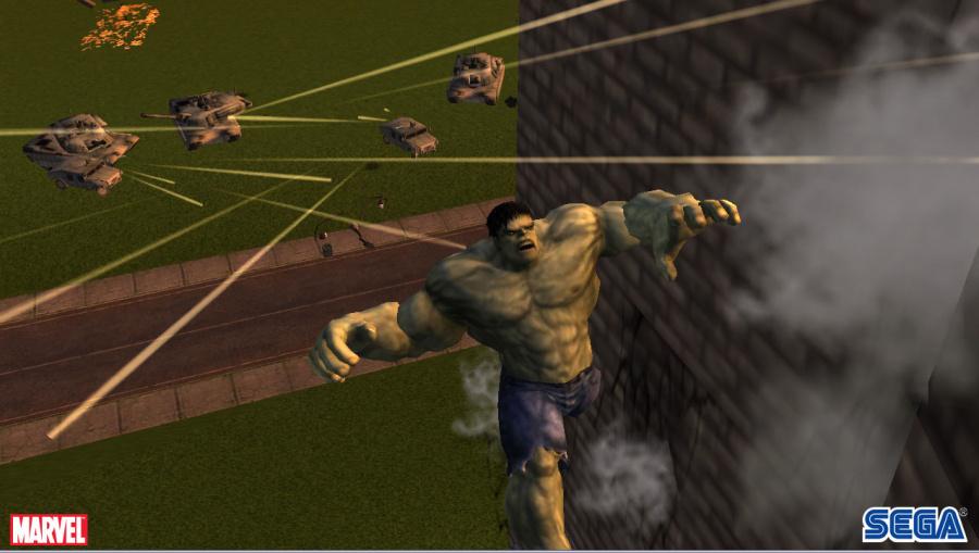 The Incredible Hulk Review - Screenshot 3 of 4